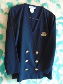 Sailor blazer