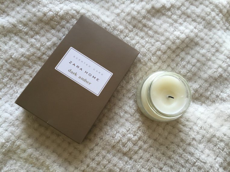 Zara scent & candles