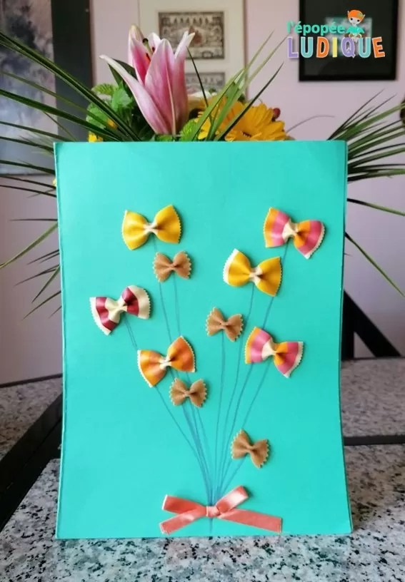 carte fleurs fete des meres