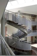 Résidence étudiante Le Portail - hall intérieur
