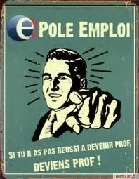 prof pole emploi