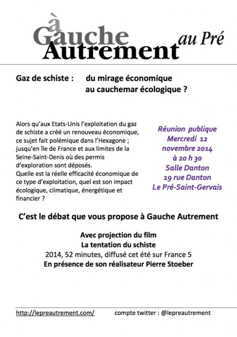 la tentation du schiste_flyer_2nov14