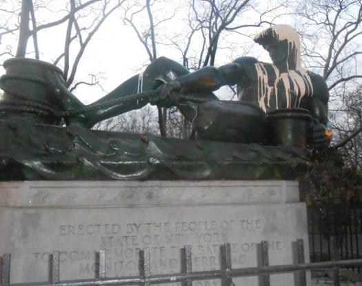 brooklyn civil war statue1