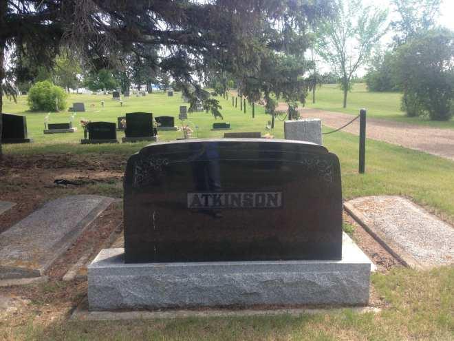 Fort Saskatchewan Cemetery, Alberta