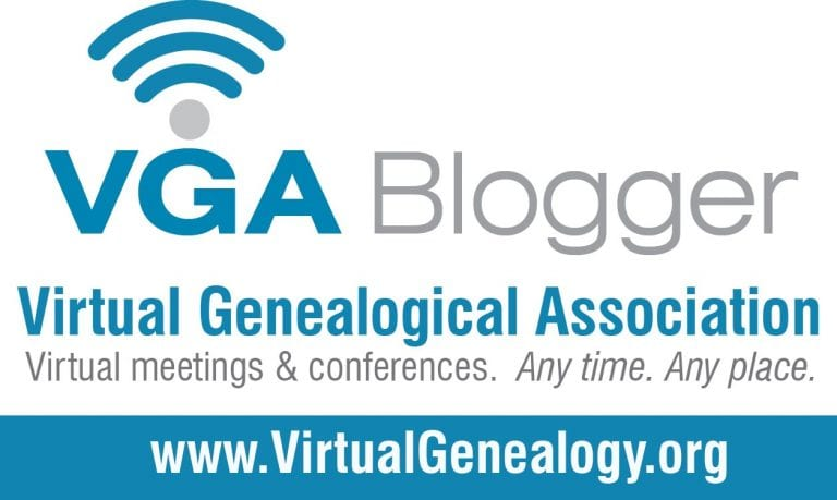 Virtual Genealogical Association Blogger