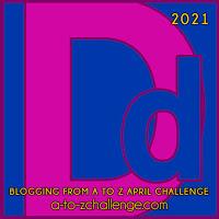 2021 A2Z Challenge: B