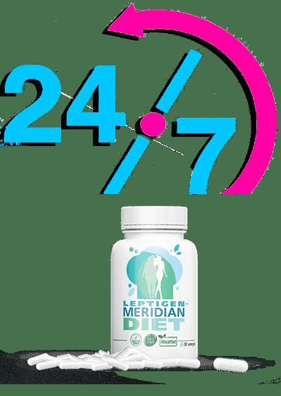 Капсулы для похудения Leptigen Meridian Diet