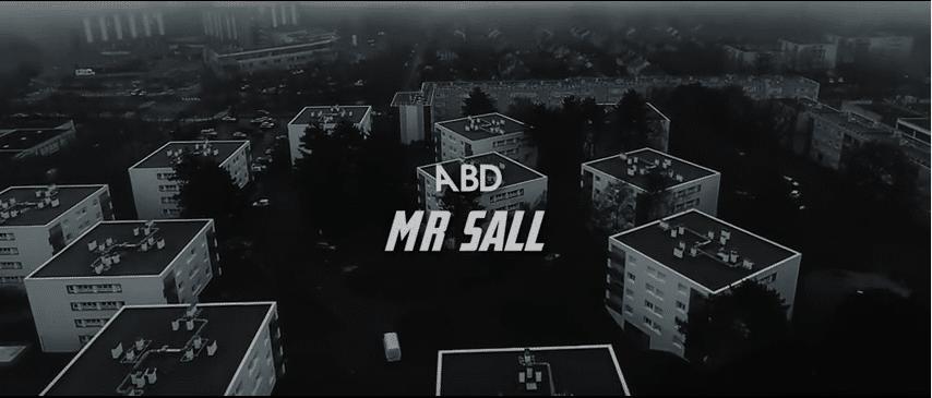"""ABD ultra déterminé dans son nouveau clip """"Monsieur Sall"""""""