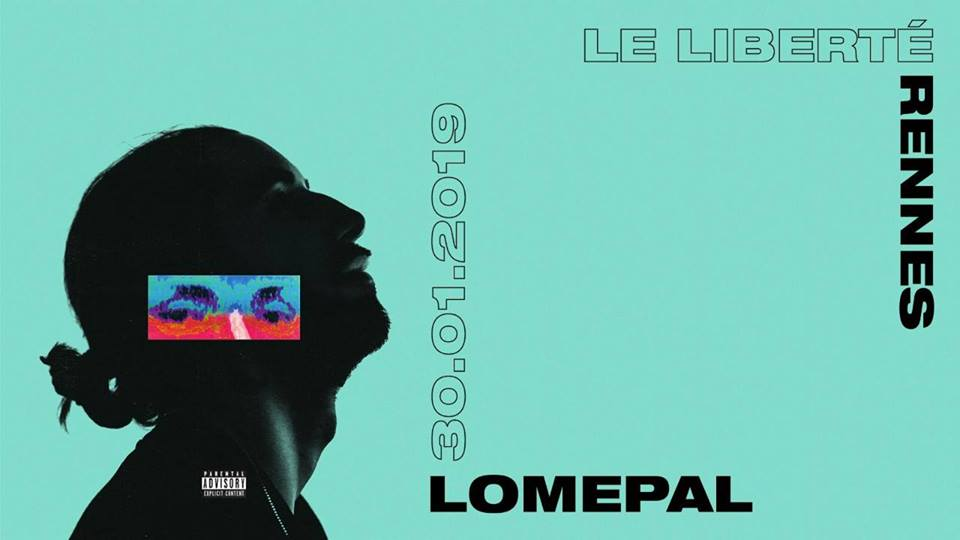 Lomepal : après avoir conquis L'Étage il vient conquérir le Liberté avec Jeannine