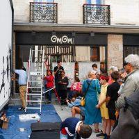 Le Mur de Rennes : des nouvelles œuvres tous les mois