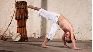 Capoeira CP (DUO Théâtre), N