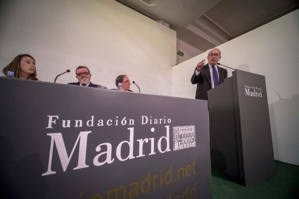Intervención del Presidente Nicolás Redondo en el Acto «Sobre España decidimos todos» ©La España que Reúne