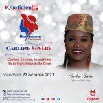 Carline Sévère, la caféine de la bijouterie Kafe Dore
