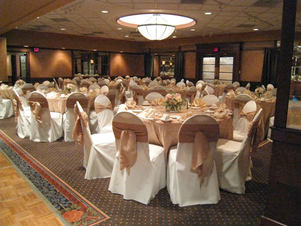 images of chair covers for wedding eames dowel replica simple ideas to transform your dining room table