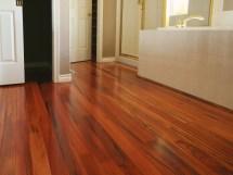 Bathroom Floor Flooring Hardwood