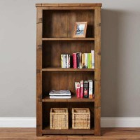 Solid Wood Bookcases With Some Ways To Choose The Best