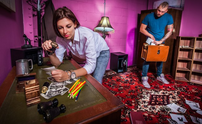 6 Reasons To Play Escape Room Games With Your Kids