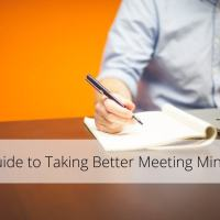 7 Tips for Taking Better Meeting Notes With Clients