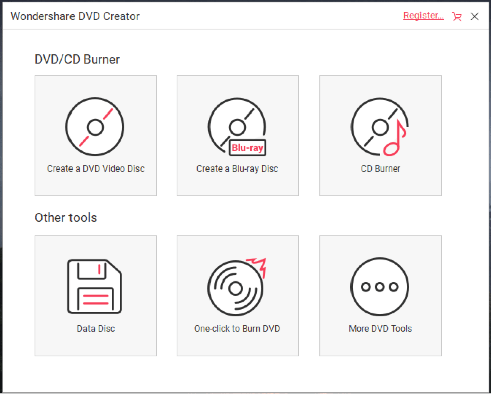 Wondershare DVD Creator: Best DVD Burner Software for