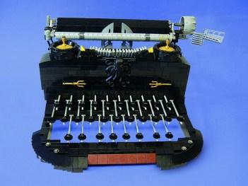 Typewriter di Matt Armstrong