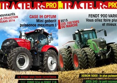 LeRalph Couverture revue Le tracteur pro