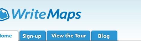 Créer un plan de site web : utilisation de WriteMaps