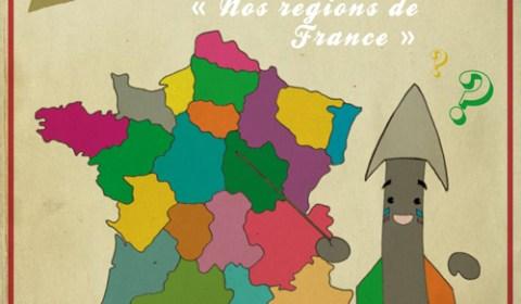 Nos régions