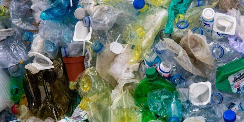 Le plastique nuit à la planète