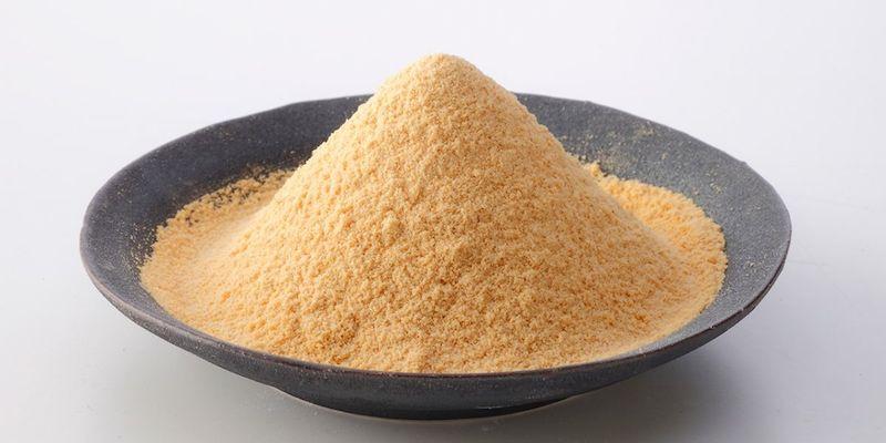 kinako, la farine de soja