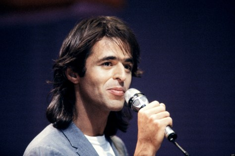 Jean-Jacques Goldman, auteur de la chanson