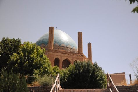 Mausolée de Soltanieh (Iran)
