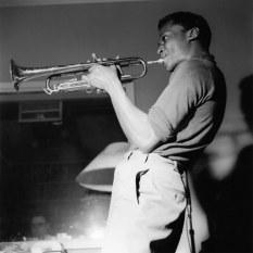 Miles Davis (Photographie de Francis Wolff)