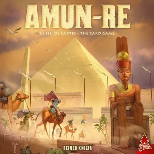 La boite d'Amun-Re le jeu de cartes.