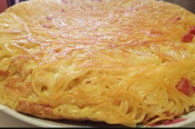 img-20170211-wa0043 La ricetta della frittatina di spaghetti
