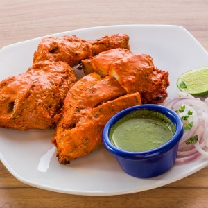 Tandoori Chicken Half (4pc)