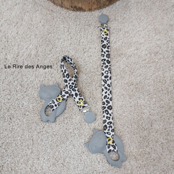 anneau dentition leopard