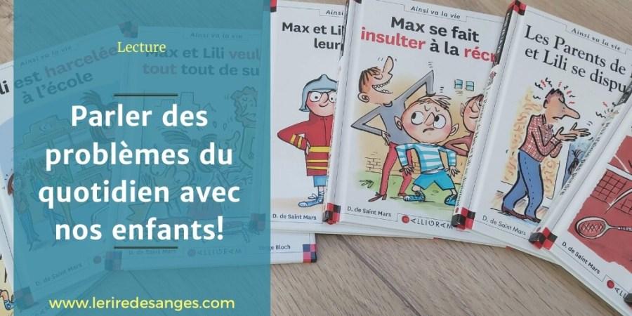max et lili la bd pour enfants qui fait polemique
