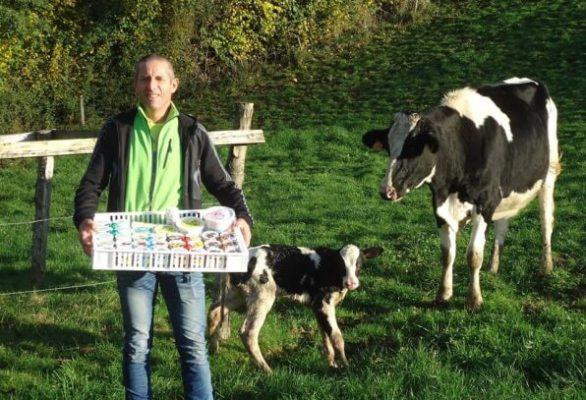 la ferme des vaches heureuses St victor de cessieu