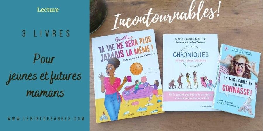 livre jeunes futures mamans