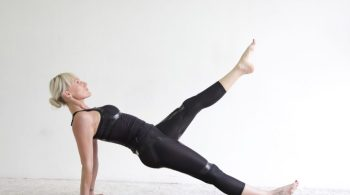 Virtuelles Pilates-Studio