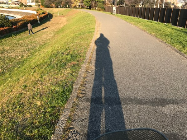A shadow of my current self