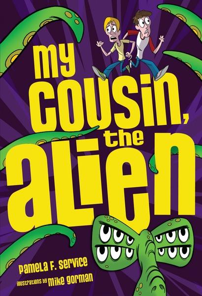 Alien Agent Darby Creek high interest low reading level