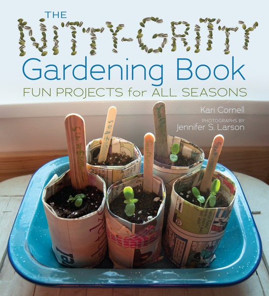 Nitty Gritty Gardening Book
