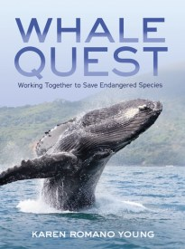 Whale Quest teen nonfiction book