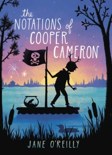The Notations of Cooper Cameron middle-grade novel by Jane O'Reilly