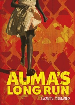Auma's Long Run middle-grade novel by Eucabeth Odhiambo