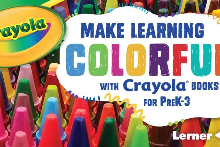 crayola nonfiction books