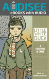 Little White Duck ebook with audio