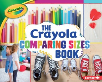 Crayola Patterns series for beginning readers