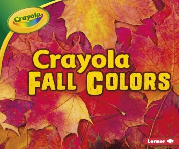 Crayola Fall Colors cover